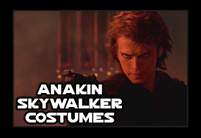 Anakin Skywalker Replica Costumes