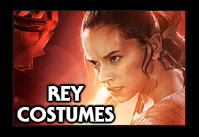 Star Wars The Force Awakens Rey Costumes