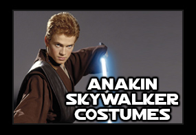 Anakin Skywalker Clone Wars Costumes