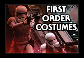 Star Wars The Force Awakens First Order Stormtrooper Costumes