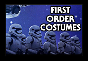 Star Wars Episode 7 First Order Stormtrooper Costumes