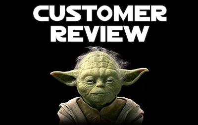 Anakin Jedi Costume Review from Daniel