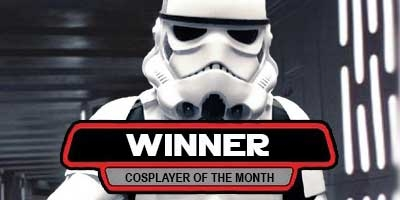 Cosplayer of the Month August 2018
