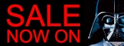 Star Wars Sale Now On