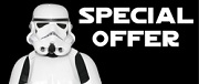 Ready to Wear Stormtrooper Armor on Sale Now