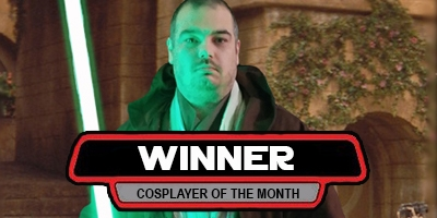 Cosplayer of the Month May 2018