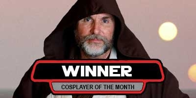 Cosplayer of the Month July 2018