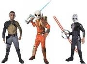 Star Wars Rebels Costumes Now Available