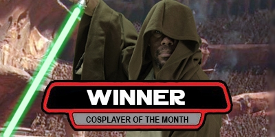 Cosplayer of the Month March 2018