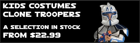 A Great Selection of Star Wars Clone Troopers