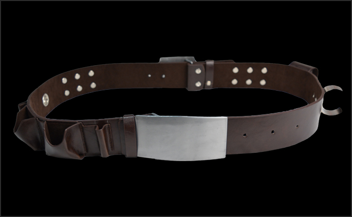 Star Wars Han Solo Replica Belts available at www.Jedi-Robe.com - The Star Wars Shop