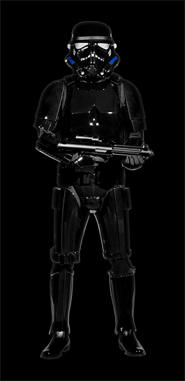 Star Wars Shadowtrooper Armor Costumes available at www.JediRobeAmerica.com