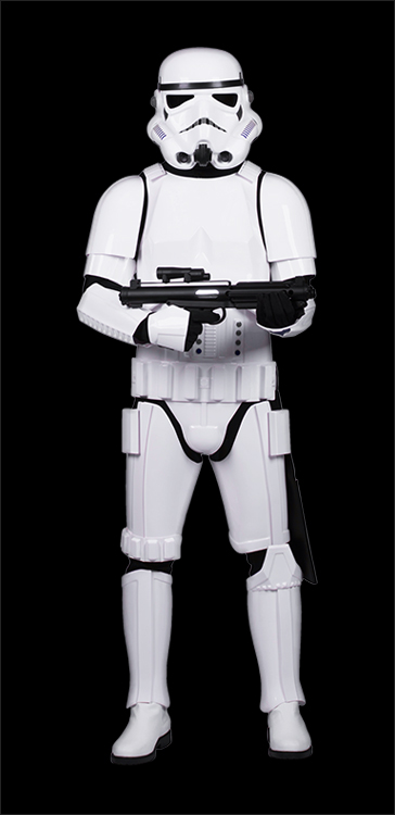 Star Wars Stormtrooper Armor Costumes available at www.JediRobeAmerica.com
