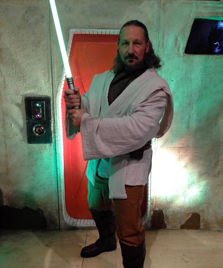 Mark Qui-Gon Jinn Costume Replica Review