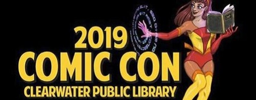 Clearwater Comic Con 2019
