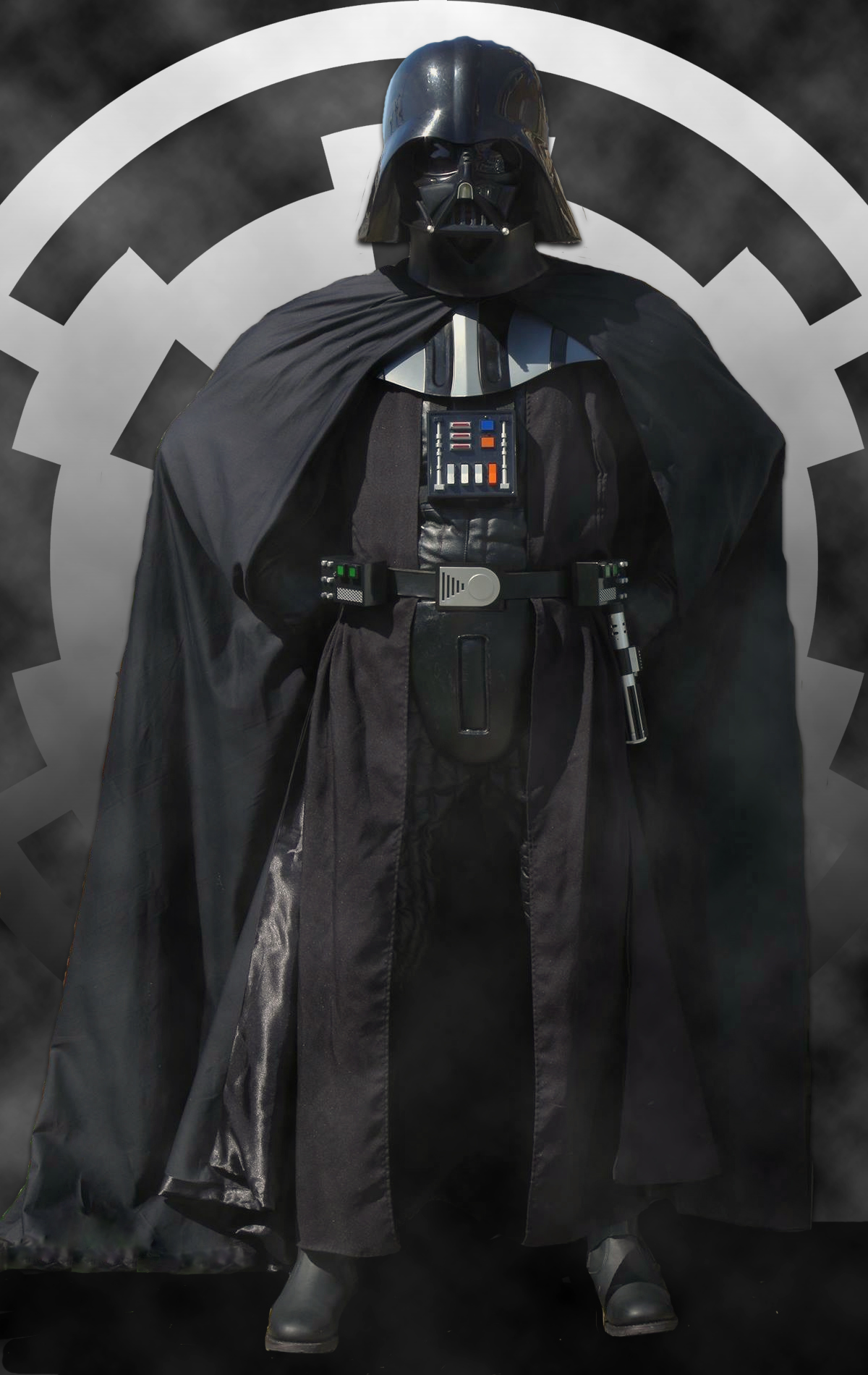 Darth Vader Costume build by Lee