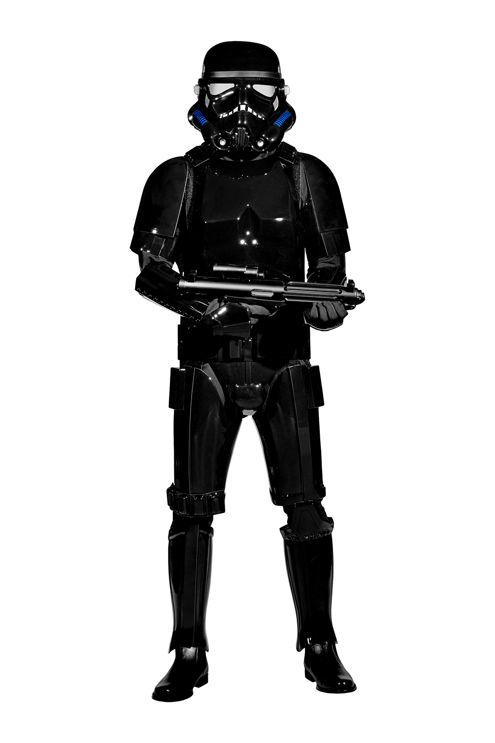 ADD TO CART  sc 1 st  Jedi Robe America & STAR WARS COSTUMES: : Star Wars Shadowtrooper Costume Armor Package ...