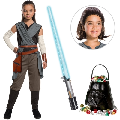 In Stock Now  sc 1 st  Jedi Robe America & STAR WARS COSTUMES: : Star Wars Costumes - GIRLS
