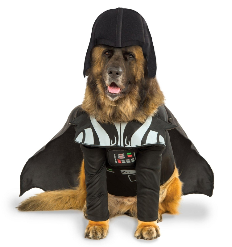 sc 1 st  Jedi Robe America & STAR WARS COSTUMES: : Star Wars Costumes - PETS