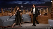 Rogue One Fight Moves on The Tonight Show