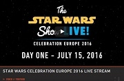 Day 1 of Star Wars Celebration Europe
