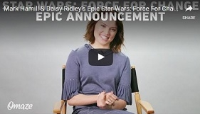 Star Wars: Force For Change 2017 Announcement